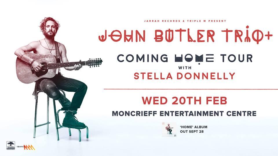 John Butler Trio+
