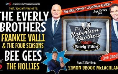 The Robertson Brothers 60's Variety Show